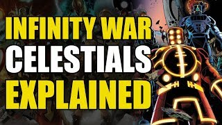 Video Infinity War: Celestials Explained MP3, 3GP, MP4, WEBM, AVI, FLV Agustus 2018