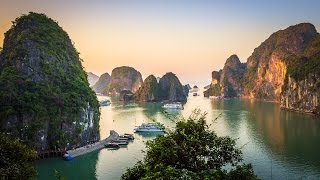 Halong Vietnam  city images : THE MOST AMAZING DRONE FOOTAGE OF HALONG BAY VIETNAM - THAILAND VS VIETNAM