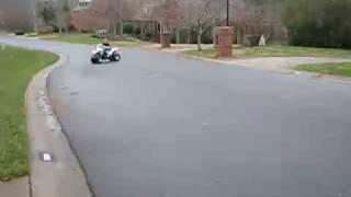 8. Yamaha Raptor 50cc Test Drive