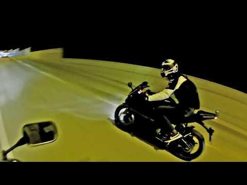Gece Gölgenin Rahatına Bak - Motosiklet Cover Klip / 600RR-R125 / Ayarsız Motovlog