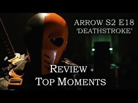 Arrow Season 2 Episode 18 - SECRETS REVEALED - Review + Top Moments