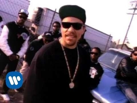 ICE T – Mind Over Matter