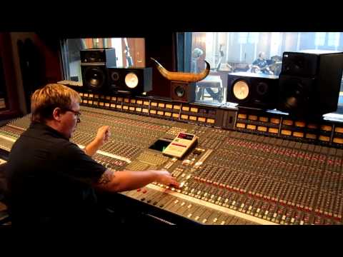 It Ain't Over Bed Track Recording 1