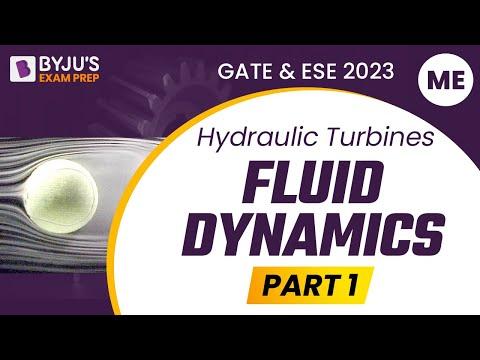 Hydraulic Turbines | ESE & GATE ME 2021 | Part-1 |  StartUp Series | Fluid Dynamics | Gradeup