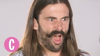 Video Queer Eye's 'Fab 5' Get Honest During a Game of Never Have I Ever | Cosmopolitan MP3, 3GP, MP4, WEBM, AVI, FLV Mei 2019