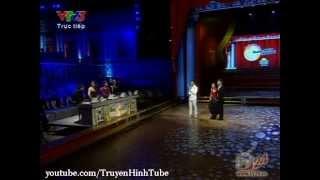 Buoc nhay hoan vu 2012 - Bước nhảy hoàn vũ 2012, tuần 9 - Phương Thanh - Tango