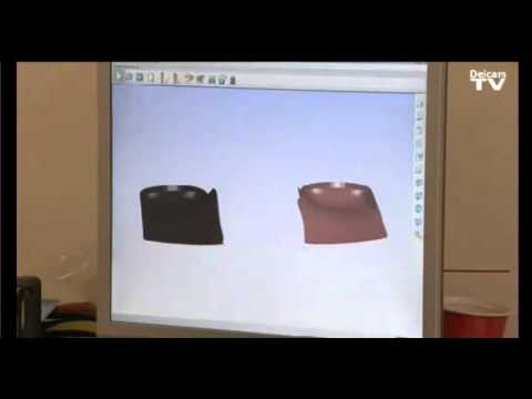 The Foot Mechanic's™ Custom Orthotic Milling Process