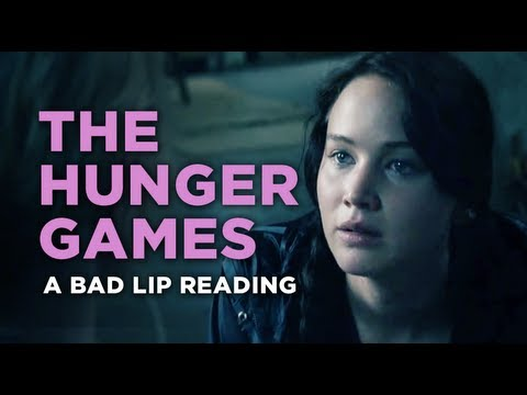 Bad Lip Reading - The Hunger Games
