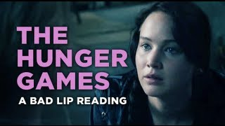 """The Hunger Games""— A Bad Lip Reading"