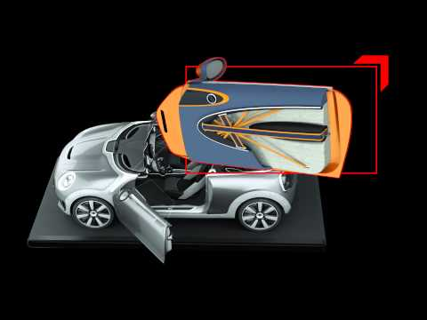 MINI Vision Concept   Officially Unveiled