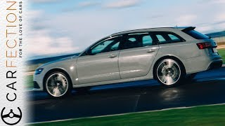 PART 6 of 6 - Porsche once helped Audi make fast wagons, and they did one hell of a job.You can watch the entire film with all 6 parts right now on http://carfection.comSubscribe for more Carfection videos: http://bit.ly/1V1yFYXJoin the Carfection community...Like on Facebook: http://on.fb.me/1RvTdL4Follow on Twitter: http://bit.ly/1JUAgiI