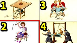 【まどねす心理テスト】あなたならどの罰を与えますか?2番選んだ人は...。