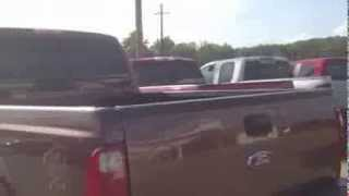 M10262 2011 Ford F250 crew cab shortbed at Vandevere Auto Outlet