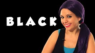 Learn Colors with Tayla, Color Black