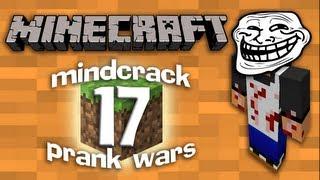 Mindcrack Prank Wars - EP17 - Candy Coating
