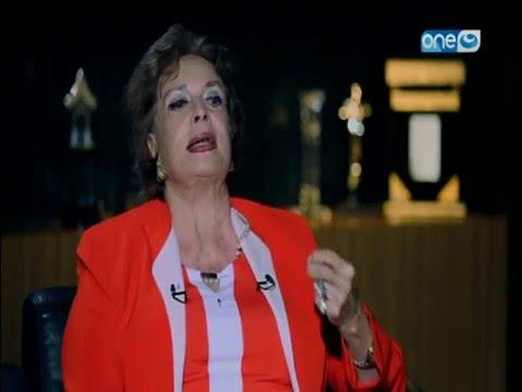 جيهان السادات :  السيسي العالم كلة واقف ضددة!