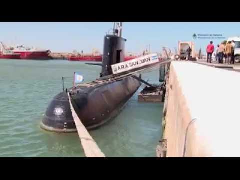 Video - Αργεντινή: Αγνοείται εδώ και 48 ώρες υποβρύχιο με πλήρωμα 44 ατόμων