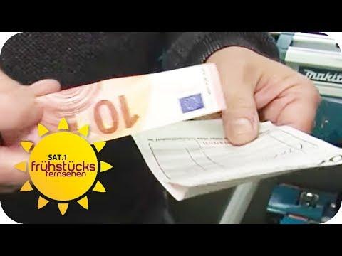 10€ Gebühr um eine Frage stellen zu dürfen?! Realität im Baumarkt? | SAT.1 Frühstücksfernsehen