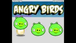Angry Birds Game - Angry Birds Find The Golden Egg - Free Online Games For Kids To Play