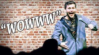 Rowdy Crowd Gets Taste Of Their Own Medicine by Drew Lynch