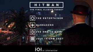 Livestream times:UK Time: 12:50pmCEST: 1:50pmPT: 4:50amET: 7:50amLink to the video on never failing an Elusive Target ever again:https://youtu.be/HFOZrcSdDug--------------------------------------------------------------Lemme know in the comments on your thoughts on the 26th elusive target the entertainer and its objectives.Hitman - Elusive Targets Full Playlist: https://www.youtube.com/playlist?list=PLdeeW1xZ0DlOHMUep4iWGWsmjnd1F2i33Subscribe if you're new to the channel for more episodes. Thank you very much for watching and i'll see you in the next video, cheers :)To support the channel become a patron:https://youtu.be/y5L8velWHGwClick the link for more info regarding donating to me and supporting the channel to help me get the equipment i need to make content covering older hitman series and splinter cell series:http://www.patreon.com/MrFreeze2244Current Patrons:Timothy PhanPlayerx54Nathan HoodKevin SaintDavid ParrottTom FennessyRodney MooreEddie ShanksKing OsirisPhillippe LesquinMiles WeaverChris MartinBishop NelsonTim TimsenRay DukeBerian WilliamsMatt JaggermouthDan CarterJonathan PletschEric HugginsPeter BlightanNick TaylorSean RubinHarnaam JandooSpeedsterRunner214Travis KessingerTrickyAndrew ZhangKateRachel van der Meer (Miss Stabby)Follow me on Twitter: http://www.twitter.com/MrFreeze2244Join my new Discord server:https://discord.gg/x7eM5VyFollow me on Twitch:http://twitch.tv/MrFreeze2244Add me on PSN: freeze2244 or Mr-Freeze-2244