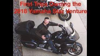 4. Tripping on the 2018 Yamaha Star Venture