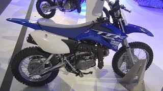 10. Yamaha TTR110E (2019) Exterior and Interior