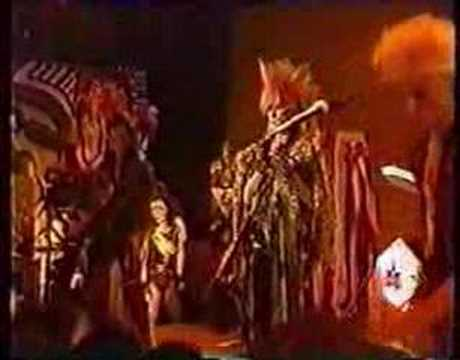 Sigue Sigue Sputnik on Live Bliss TV, 1985