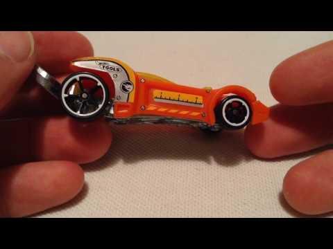 Машинка Базовая модель Hot Wheels Experimotors «Tooligan» 3/10 Mattel C4982