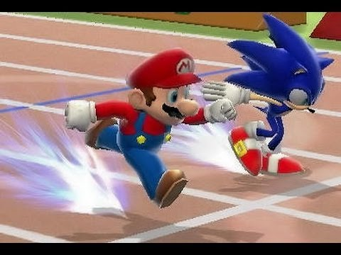 Mario & Sonic Olympic Games 2012 (3DS)