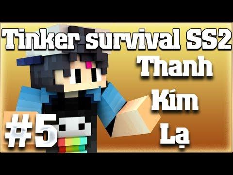 ZunVn Stream Tinker Survival SS2 Tập 5 - Thanh Kiếm Lạ ?