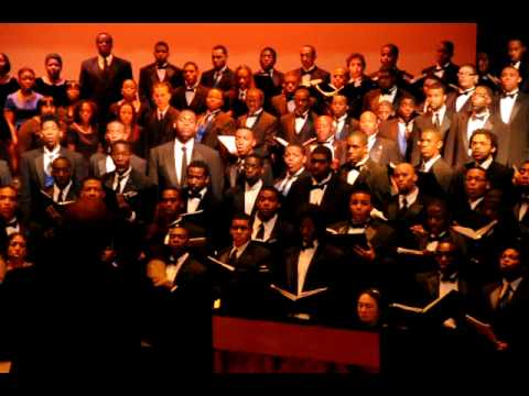 Mass Choir performs Negro National Anthem at DSU