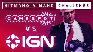 IGN vs. GameSpot   Hitmano-a-mano Challenge Live