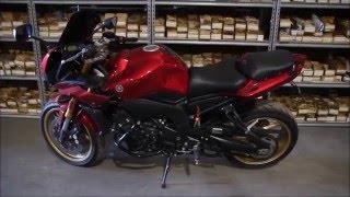 5. 2010 Yamaha FZ1 Used Parts
