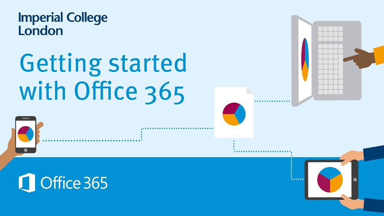Get to know the basics of Office 365, how to log in, basic navigation and the various apps and features.