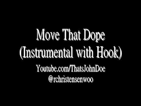 Future - Move That Dope (Instrumental with Hook) [FREE DOWNLOAD]