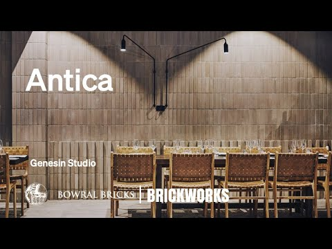 Built with Brickworks | Genesin Studio | Antica