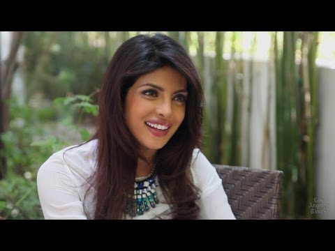 Priyanka Chopra interview with Los Angeles Times for her song 'Exotic'