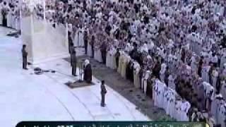الشيخ عبدالرحمن السديس صلاة الاستسقاء 1433/2/1هـ
