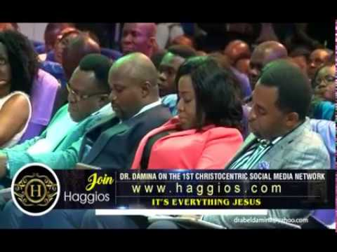 Dr. Abel Damina| Soteria: What Happened From The Cross To The Throne - Part 2