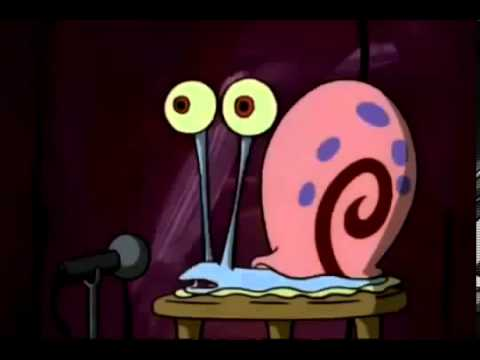 Gary The Snail - Nigga Nigga (100% Nigga) - SpongeBob SquarePants [Singing]