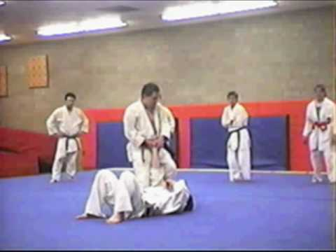 Powerful Jujitsu Throws and Locks – Keith Schwartz