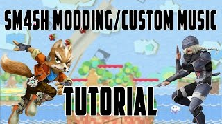 Really Simple Tutorial on How to Install Mods/Custom Music in Smash