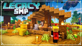 Legacy SMP - A NEW PEN for our ANIMALS! (Minecraft 1.16 Survival Multiplayer)