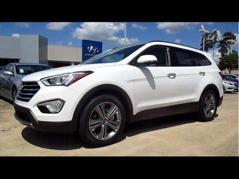 2014 Hyundai Santa Fe Limited Full Review