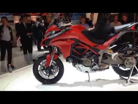 Vídeos de 'Vídeo EICMA 2014: Novedades Ducati'
