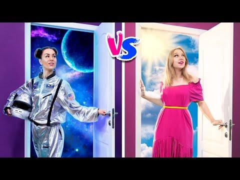 Day Girl vs Night Girl