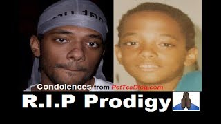 Prodigy of Mobb Deep dead he died at 42 ...The Queens NY rapper has passed away in Las Vegas today Rest In Peace As many of you can tell, we are huge ...