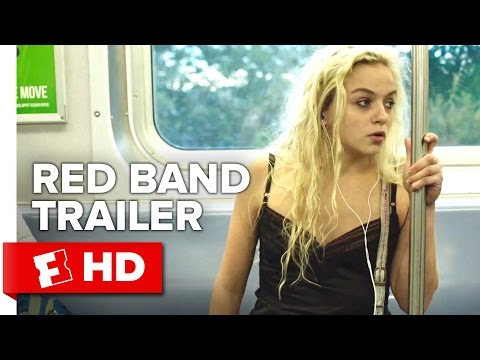 White Girl Official Red Band Trailer 1 (2016) -  Morgan Saylor Movie