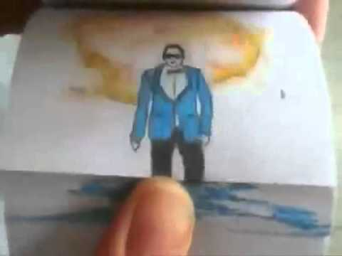 Gangnam Style On paper